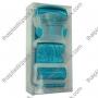 กล่องสายรัดกระเป๋า TRAVEL ZMART สีฟ้า